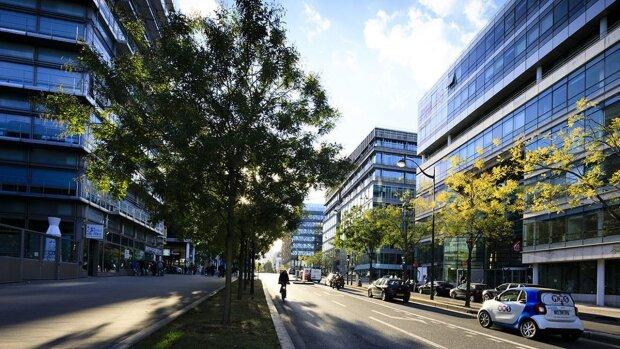 Les recherches de bureaux ont progressé de 5% en province en 2020 - © D.R.