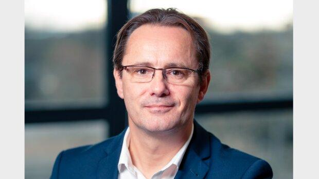 Hervé Lefebvre, président de megAgence - © D.R.