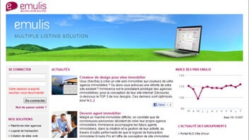 Emulis Pro Réseau Mandataires: un logiciel pensé pour les réseaux de mandataires - © D.R.