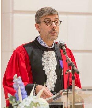 Jean-Christophe Saint-Pau est le doyen de la faculté de droit et de science politique de Bordeaux