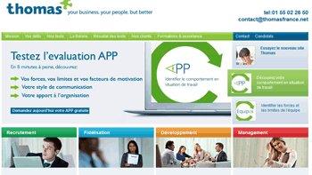 APP : un test pour cerner les comportements professionnels - D.R.