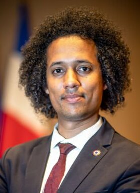 Pierre-Alain Raphan, député LREM - © D.R.