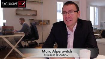 3 min avec Marc Alpérovitch, Isograd - D.R.