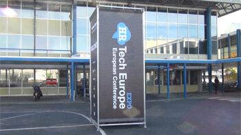 Vidéo - Beau succès pour le HR Tech Europe 2012 - D.R.