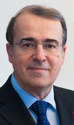 Bruno Riou est également directeur médical de crise de l'Assistance Publique-Hôpitaux de Paris