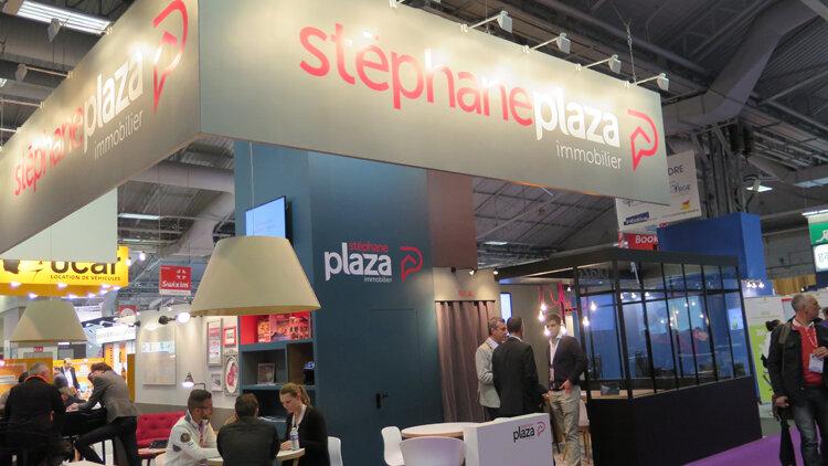 Stéphane Plaza Immobilier : nouvelle star du Salon de la Franchise - D.R.