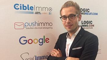 «Avec Google AdWords, Logic-Immo.com propose une nouvelle approche d'acquisition de clics», Damien G - © D.R.