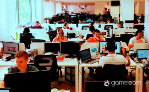 Equipe Gamelearn au service du Game-Based Learning - © D.R.