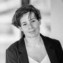 Cécile Montigny est directrice innovation entreprises et carrières à l'Iscom - © Iscom