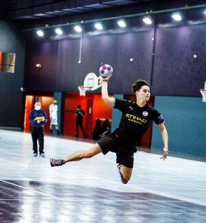 «Le sport permet aux étudiants de s'évader» affirme Céline Graët. - © Pôle Léonard de Vinci