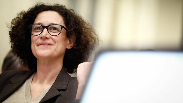 Emmanuelle Wargon, ministre chargée du Logement, - © Dr