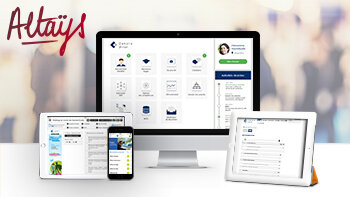Altays présentera ses innovations RH lors du Salon Solutions Ressources Humaines! - © D.R.