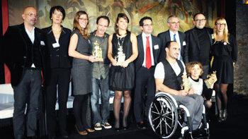 Vidéo - Quick et Bouygues Telecom, grands vainqueurs du festival «Dans la Boite, Emploi & Handicap» - D.R.