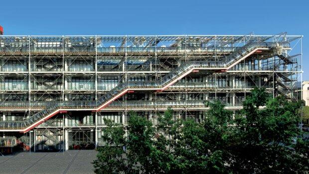 Le Centre Pompidou (Paris 4<sup>e</sup>) accueille l'événement. - © Centre Pompidou