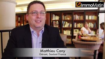 3 min avec Matthieu Cany, gérant de Sextant France - D.R.