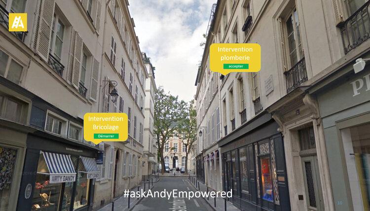 AskAndy certifie votre réseau d'artisans  -