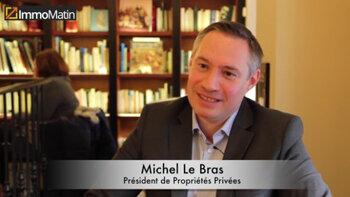 3 min avec Michel Le Bras, Propriétés Privées - D.R.