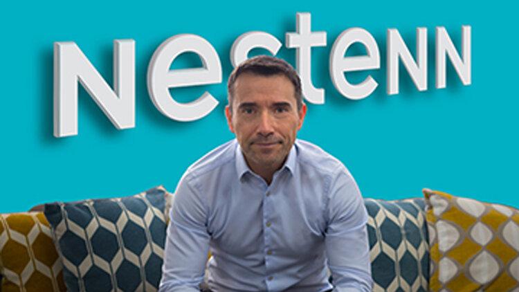 """""""Notre objectif est d'atteindre 600 agences d'ici 2023"""", Olivier Alonso, Nestenn - D.R."""