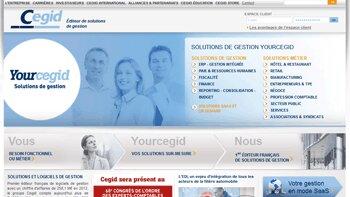 Cegid lance une nouvelle version de son ERP Yourcegid