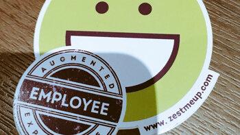 Zest gamifie le feedback des salariés - D.R.