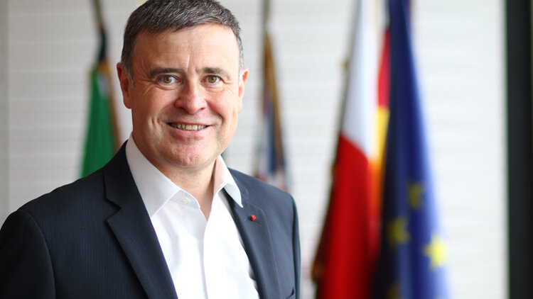 """""""La coalescence sera une compétence clé de demain"""", Frank Bournois - D.R."""