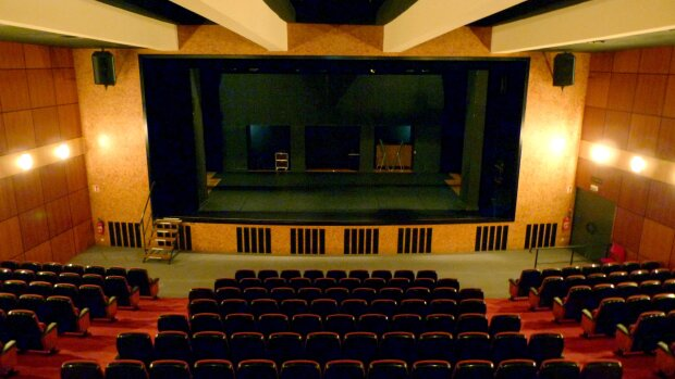 Le théâtre de Serémange-Erzange existe depuis 1960. - © D.R.