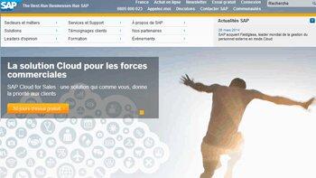SAP annonce une croissance à 3 chiffres sur le cloud en France - D.R.