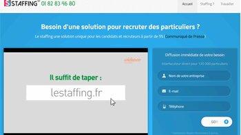 LeStaffing.fr répond aux besoins de staffing ponctuel - © D.R.
