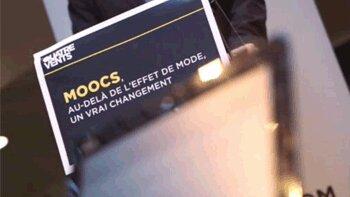 Les MOOC, futur outil de sourcing des entreprises? - D.R.