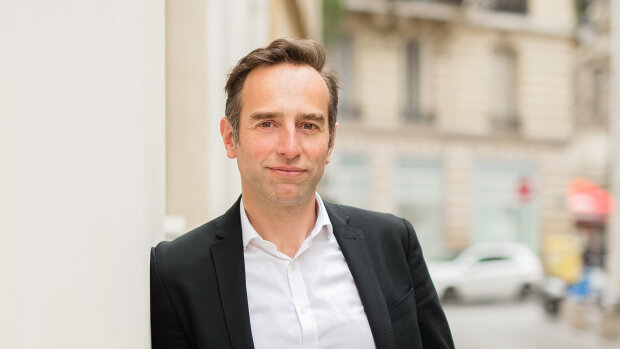 Christophe du Pontavice, CEO du réseau EffiCity