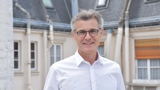 Franz Fodéré, président et fondateur de Zaion - © D.R.