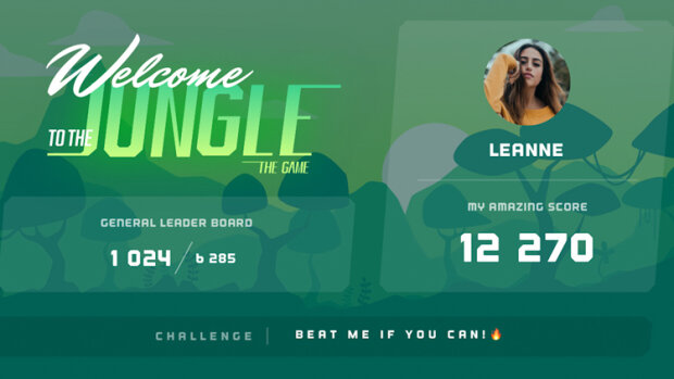 Welcome to the jungle: et maintenant le jeu vidéo… - © D.R.