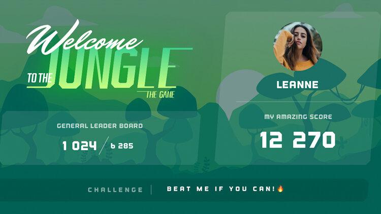 Welcome to the jungle : et maintenant le jeu vidéo... - D.R.