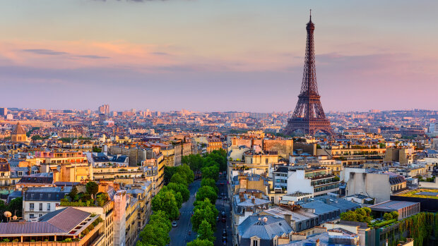 Paris, indétrônable phare de l'immobilier français - © Ekaterina Belova - stock.adobe.com