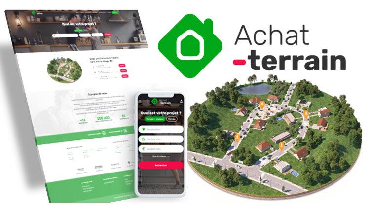 Une nouvelle expérience unique avec le site Achat-Terrain ! - D.R.