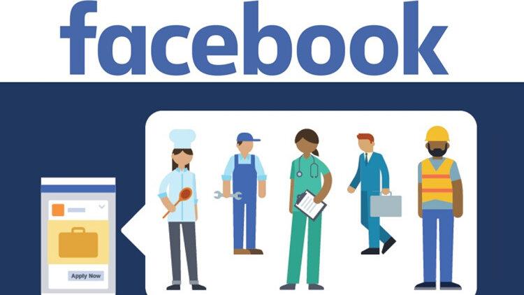 Facebook Jobs : quel bilan six mois après ? - DR