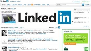 """""""LinkedIn séduit des entreprises de toute taille"""", Pierre Berlin - D.R."""