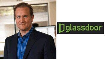 """""""Glassdoor dispose de la communauté la plus grande en matière d'utilisateurs"""", Robert Hohman, Glassd - D.R."""