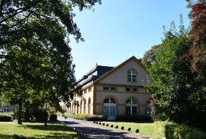 Le centre pierre Janet se situe sur l'Ile du Saulcy à Metz (Moselle). - © D.R.
