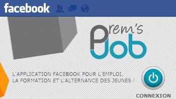 Premsjob débarque sur Facebook - D.R.