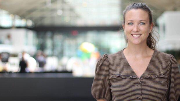 Justine Renaudet, cofondatrice de la plateforme - © D.R.