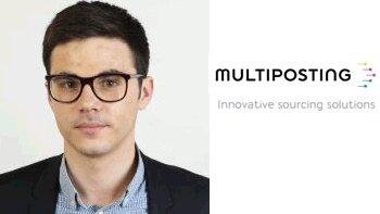 """""""Nous nous intéressons de plus en plus à l'analyse de données"""", Simon Bouchez, Multiposting - D.R."""