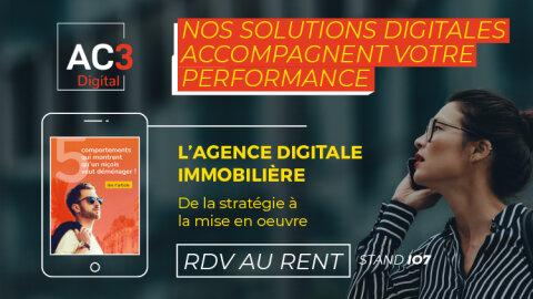 Avec AC3 Digital devenez incomparable! -
