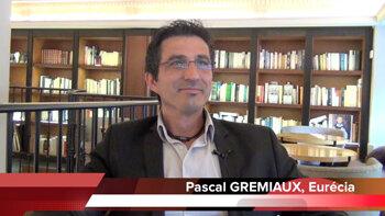 4 min 30 avec Pascal Grémiaux, fondateur d'Eurécia - D.R.