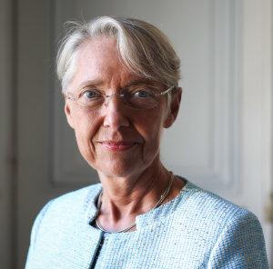 Elisabeth Borne est ministre du Travail, de l'emploi et de l'insertion.