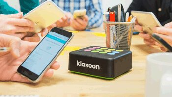 Klaxoon, la box qui dynamise les formations - D.R.