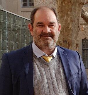 Yann Bisiou, maître de conférences et expert toxicomanie de l'université Montpellier Paul Valéry