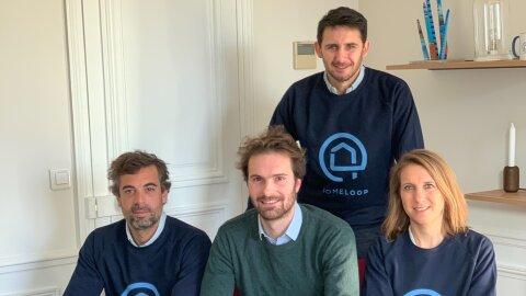 L'iBuyer Homeloop lève 20 millions d'euros - DR
