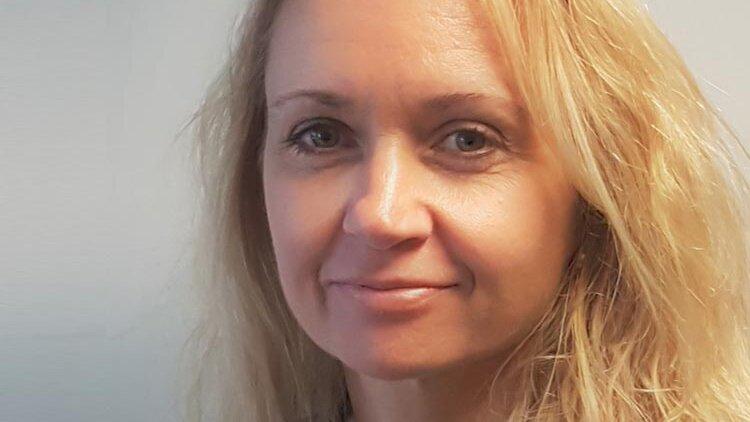 """""""Nous créons une application RH en mode agile"""", Isabelle Marc, Air France - D.R."""