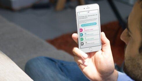DigitalRecruiters simplifie la demande d'autorisation d'embauche - DR